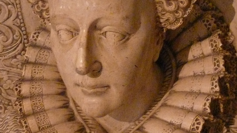 Effigy of Mary, Queen of Scots