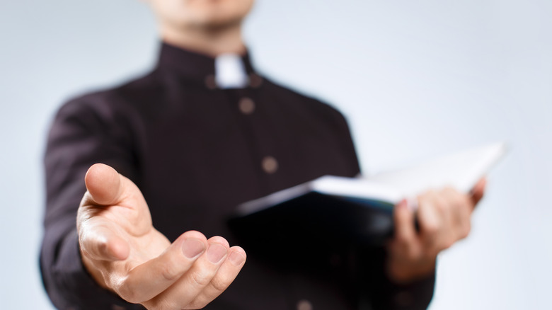 Vatican Priest