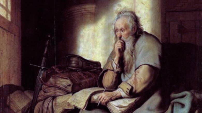 saint paul in prison