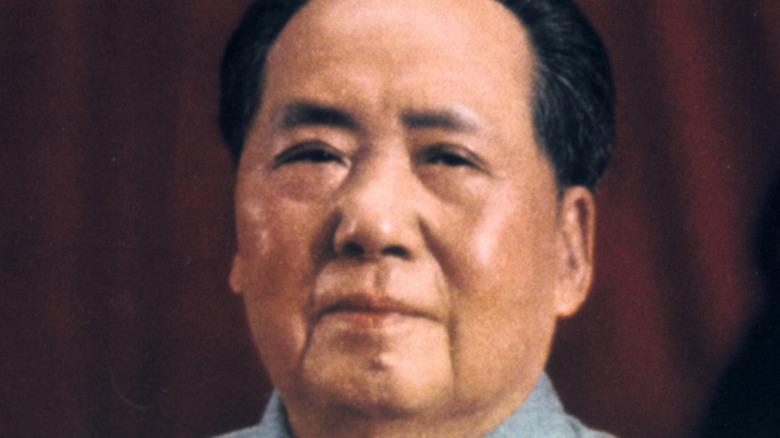 Mao Zedong in 1949