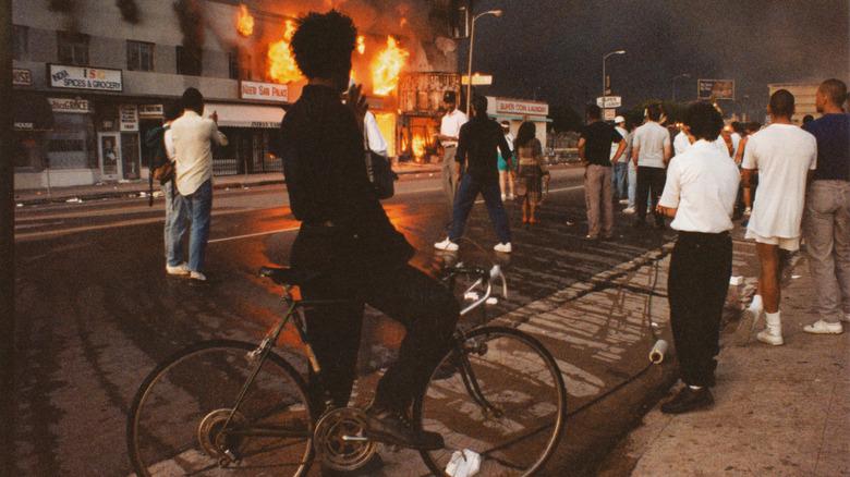 Los Angeles 1992 riots