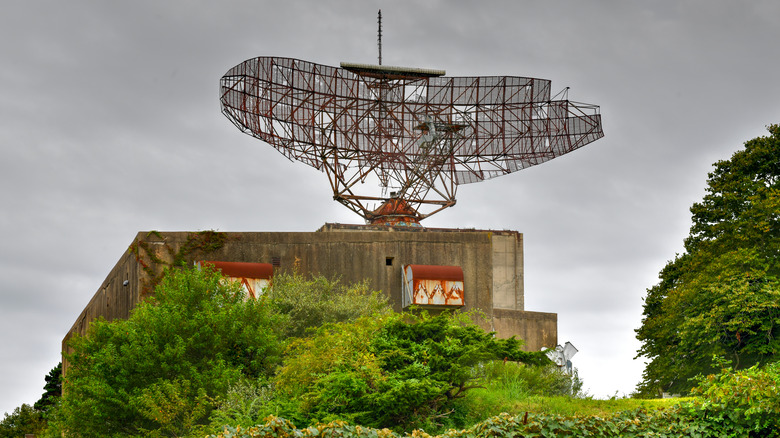 Montauk Air Force Station tower