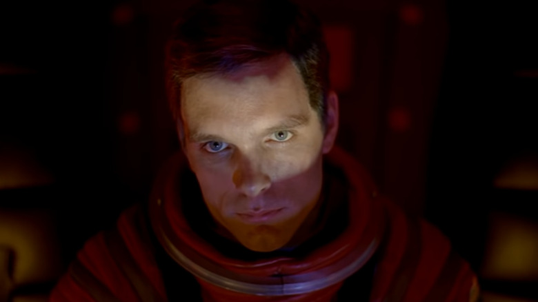 Dave Bowman in 2001: A Space Odyssey
