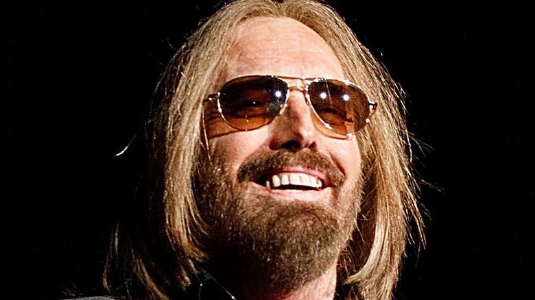 Tom Petty in sunglasses