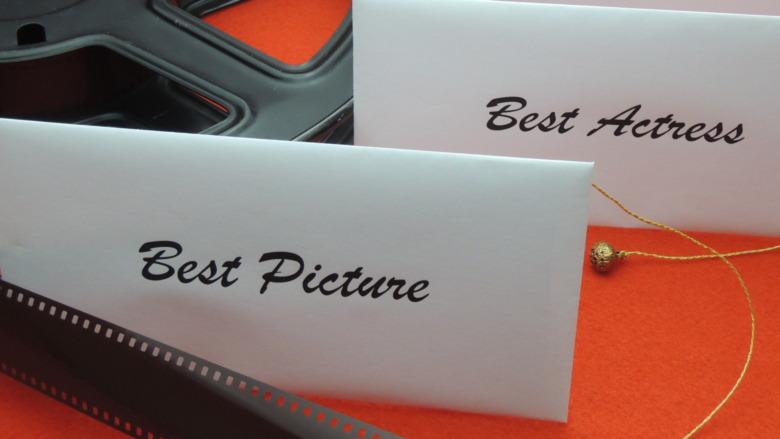 Award envelopes