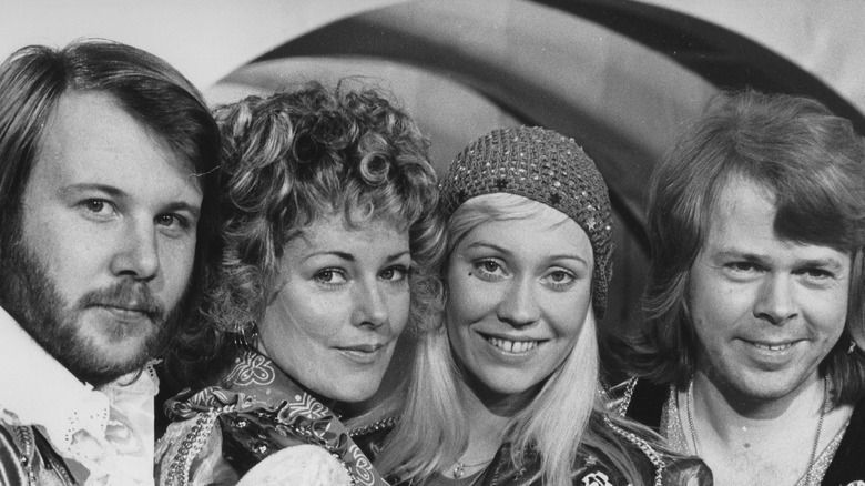 ABBA all four members