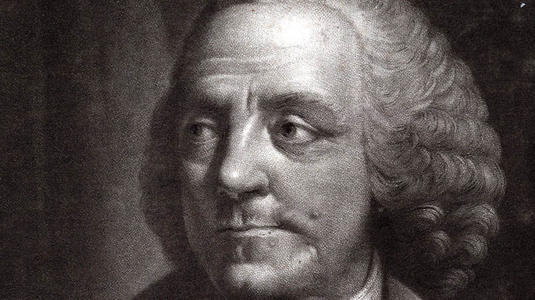 Founding father Benjamin Franklin