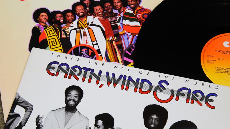 Earth, Wind & Fire vinyl