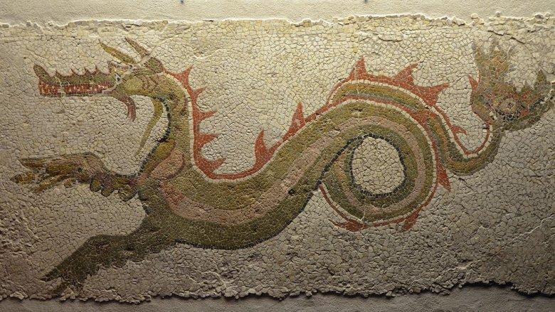 sea serpent historical animal