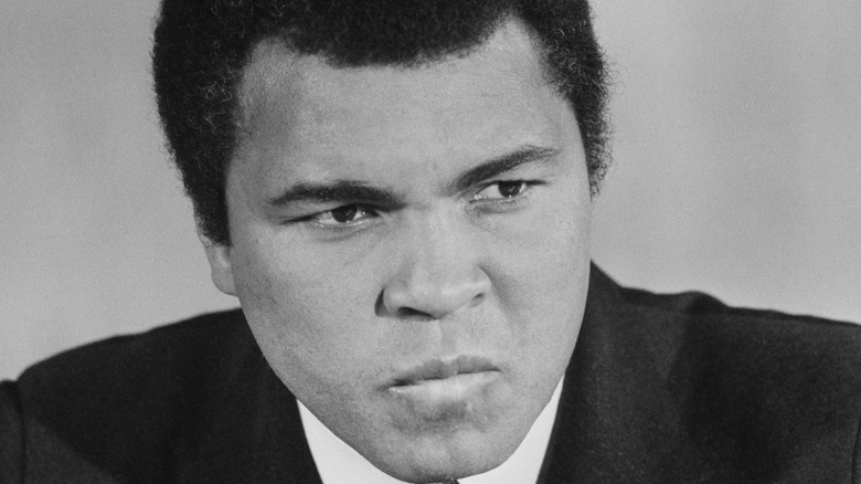 Muhammad Ali interview