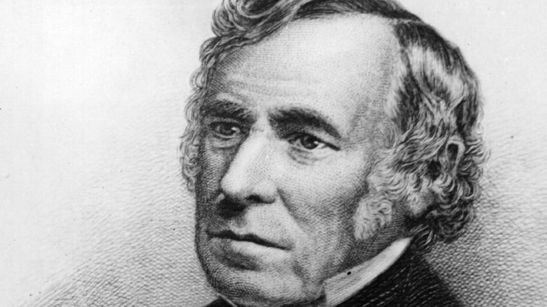 Zachary Taylor portrait