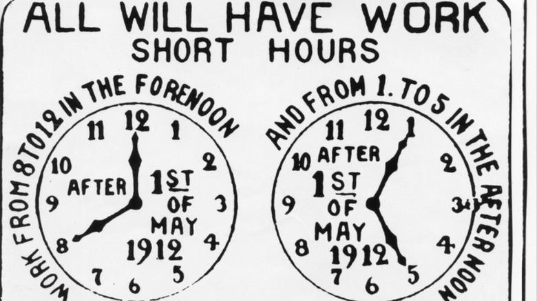 IWW post 1912