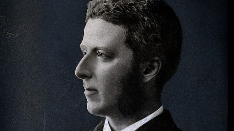 Portrait of Dr. Joseph Bell