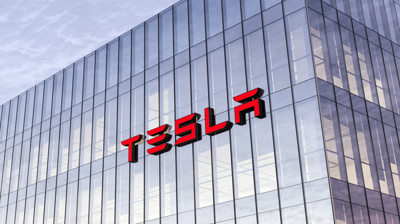 Tesla office headquarters