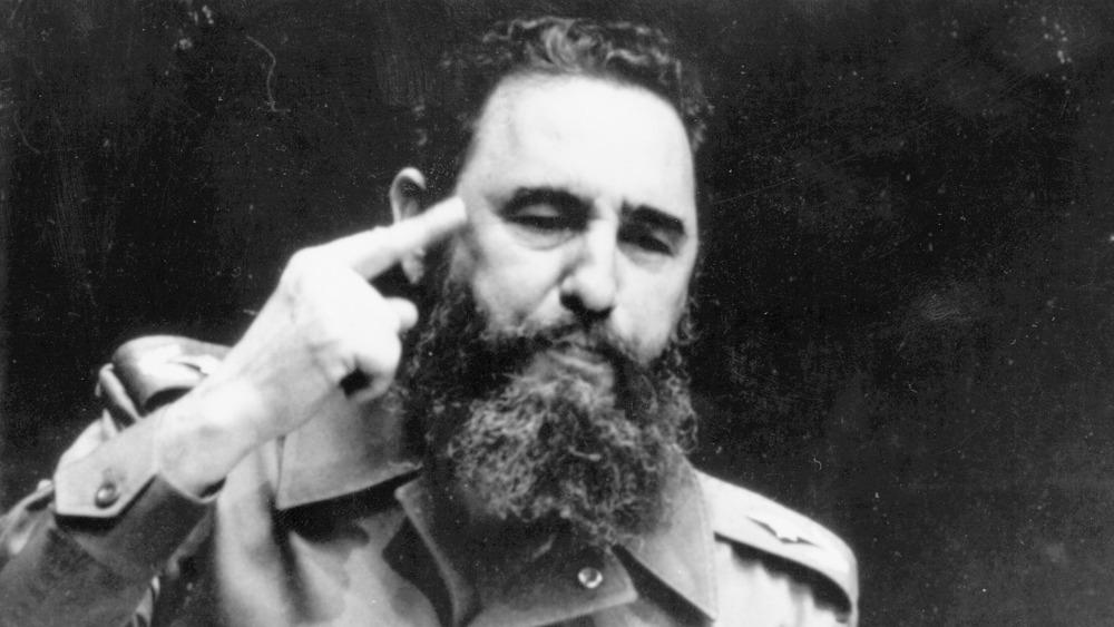 Fidel Castro, UN speach