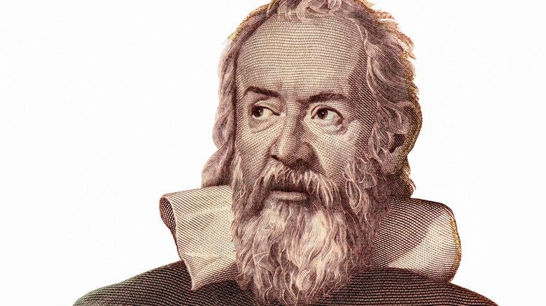 scientist, astronomer Galileo Galilei