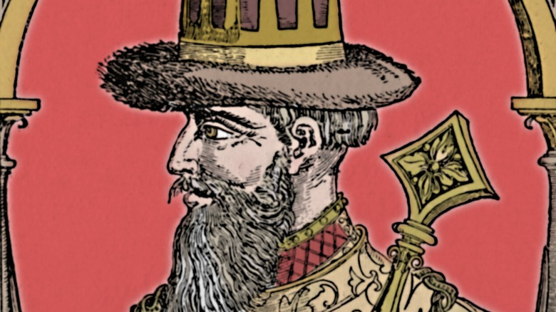Ivan the Terrible profile