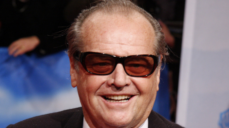 jack nicholson in red glasses
