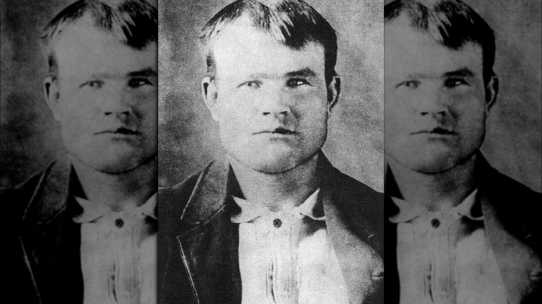 Portrait of Butch Cassidy