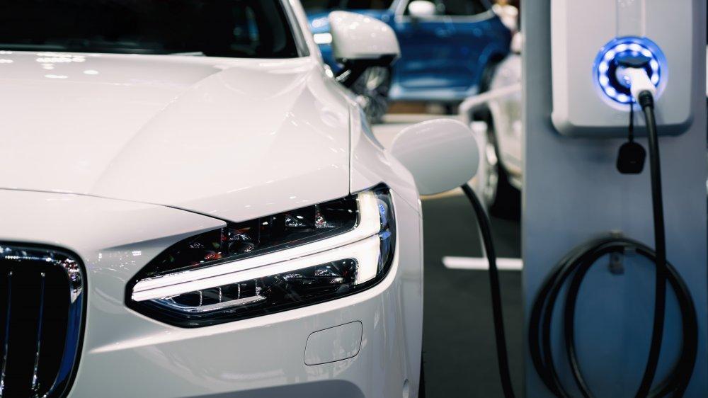 electric car charging ev