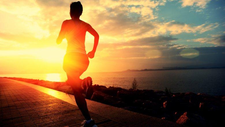 Runner, Cross Country