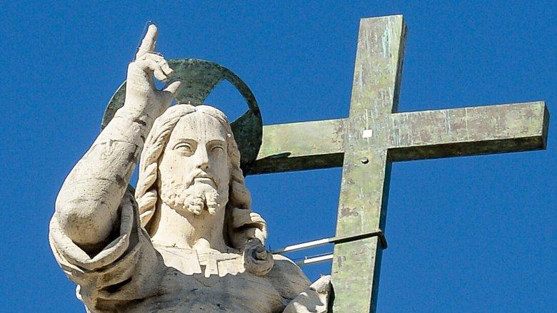 Jesus Christ, Christian, Statue