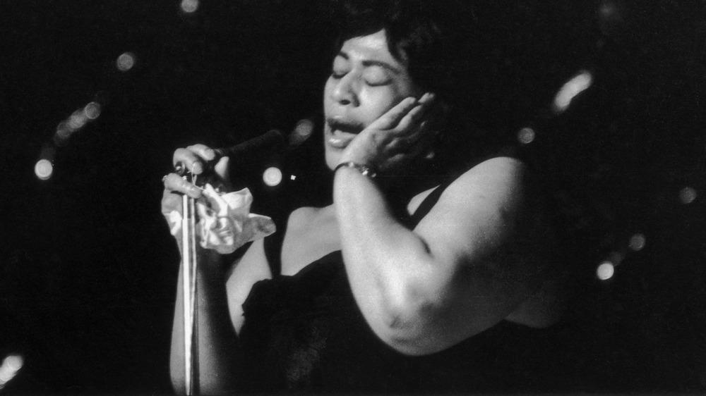 ella fitzgerald, singer, jazz, swing