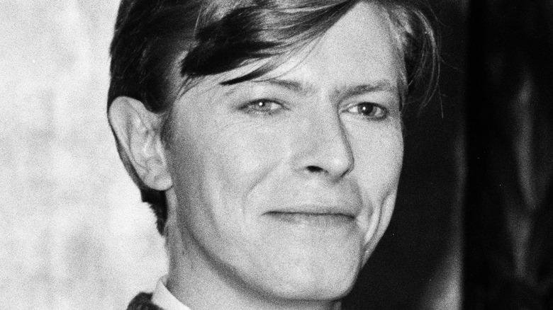 David Bowie in 1980