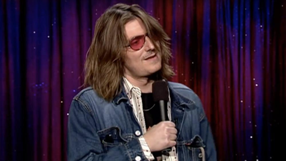 Mitch Hedberg on Late Night with Conan O'Brian
