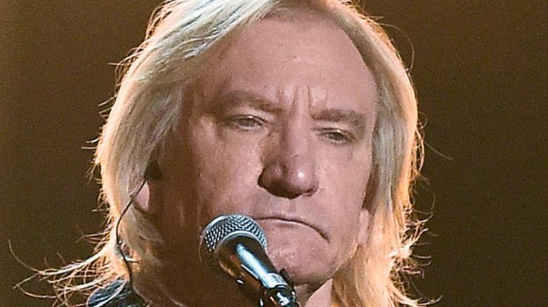 Guitarist Joe Walsh, Eagles member