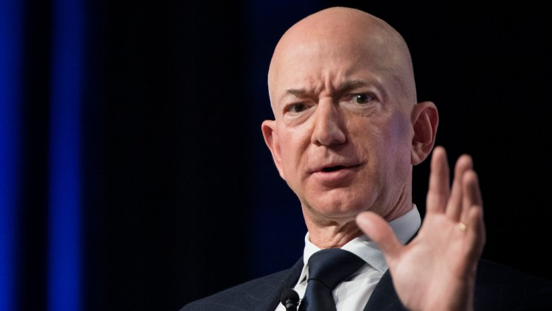 Jeff Bezos Amazon Billionaire
