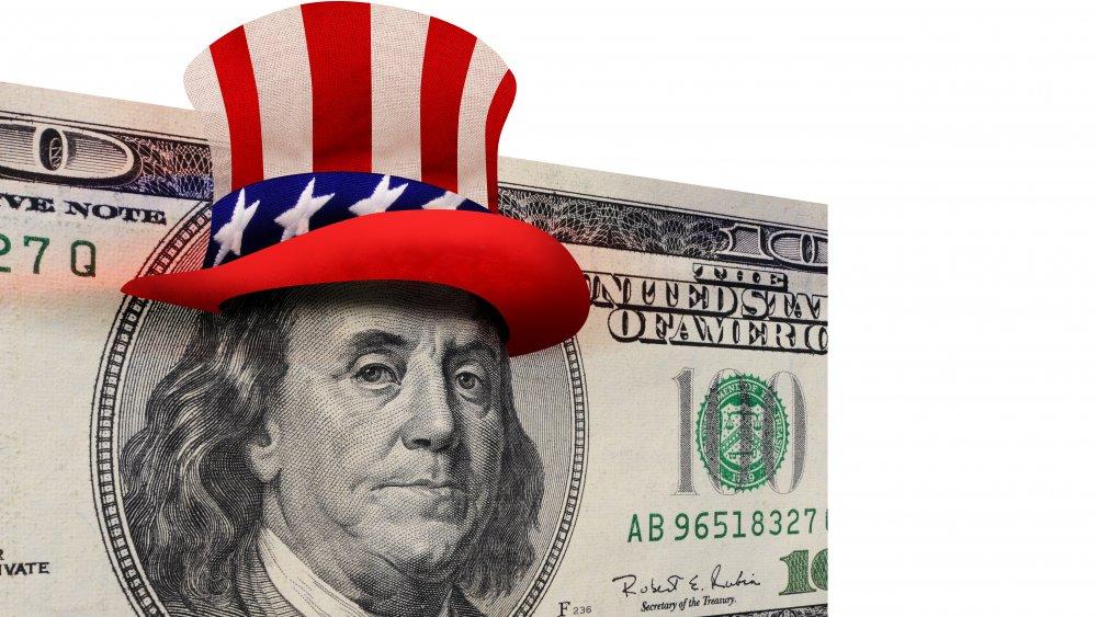 Uncle Sam money