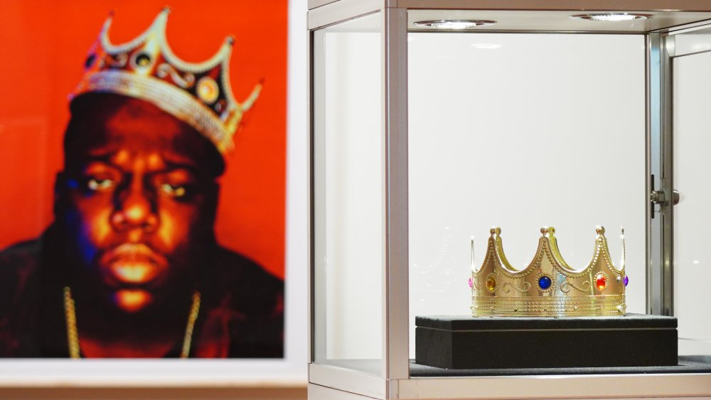 Notorious B.I.G.'s crown