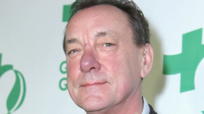 Neil Peart at event