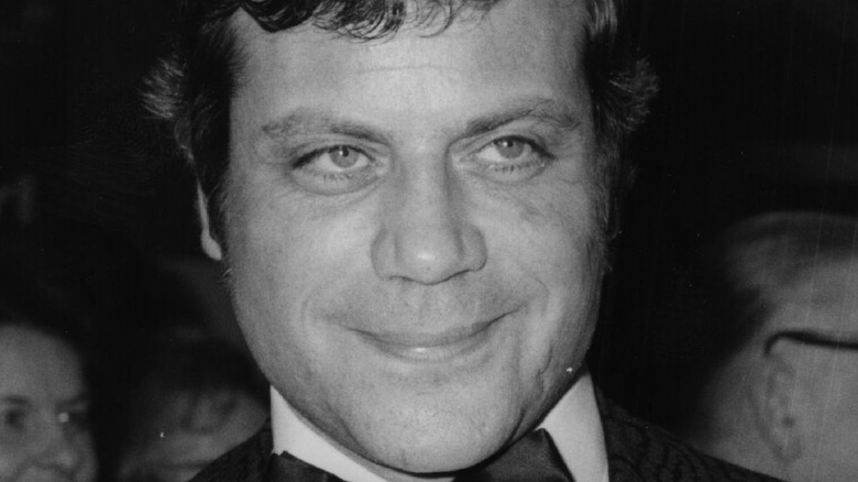 Oliver Reed in bow tie