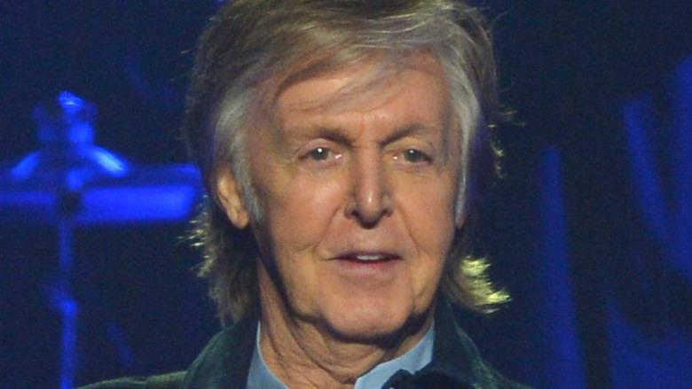 Paul McCartney acceptance speech