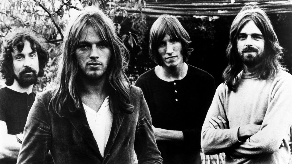 Pink Floyd without Barrett