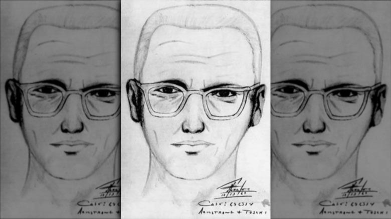 Sketch of the Zodiac Killer