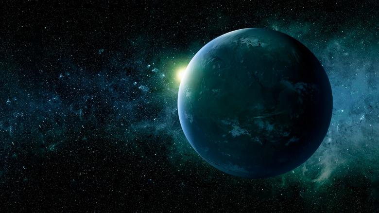 exoplanet deep space