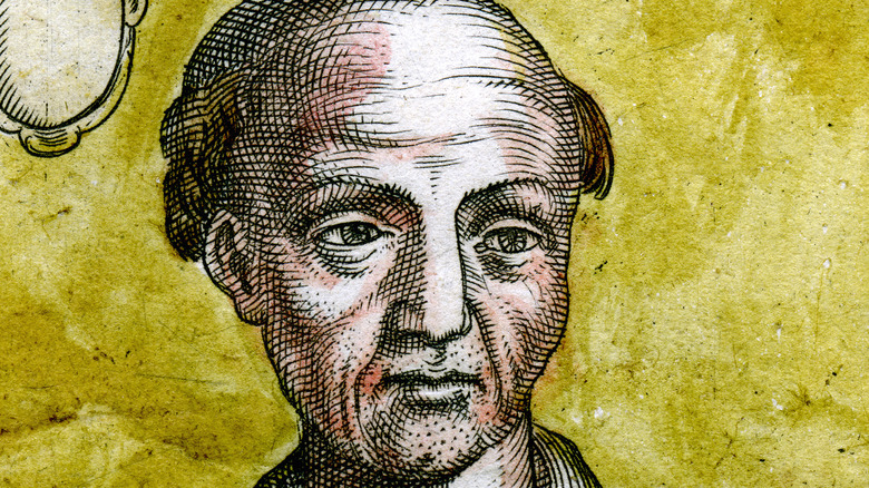 painting of pope john xii