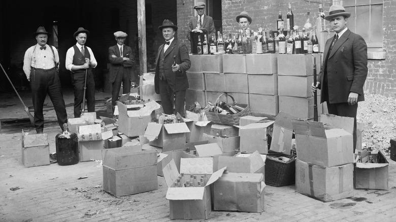 Prohibition agents