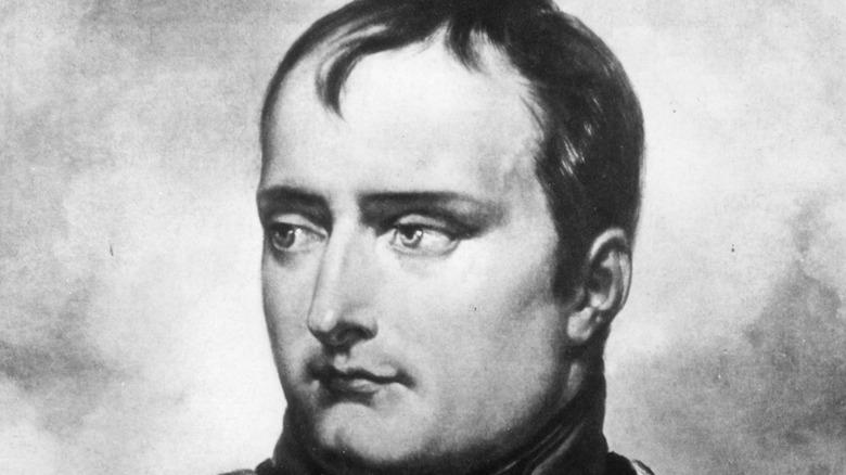 French military leader Napoleon Bonaparte