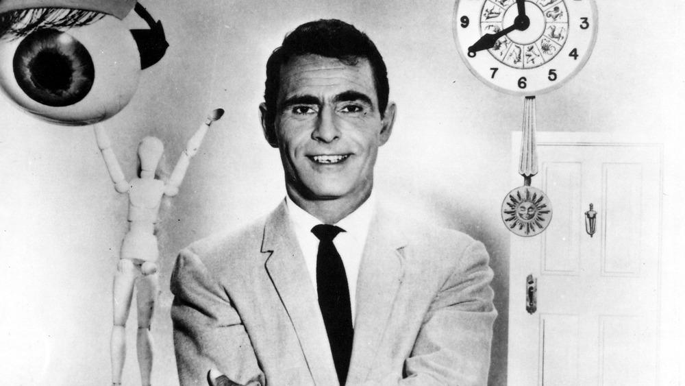 Rod Serling, Twilight Zone imagery