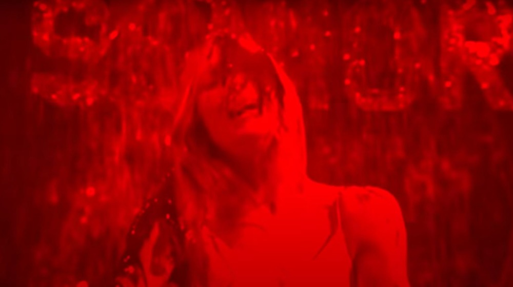 1976 movie of Carrie