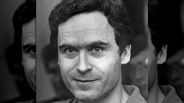 Ted Bundy smiling
