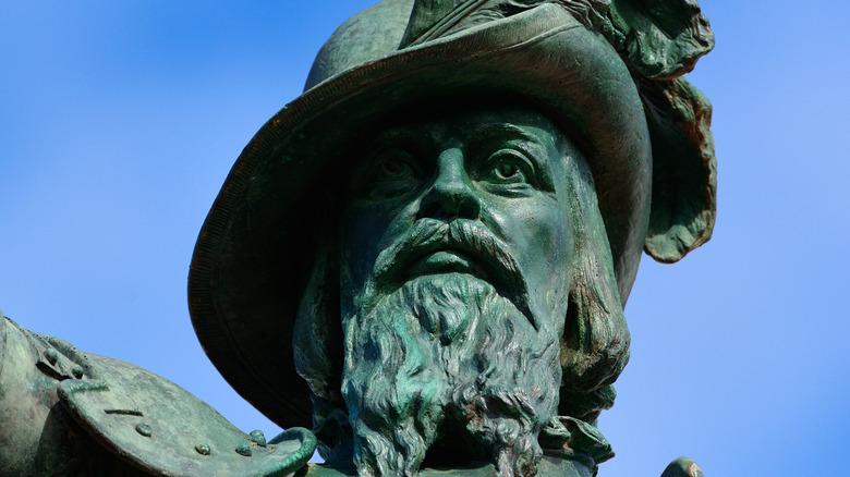 statue of Ponce de Leon