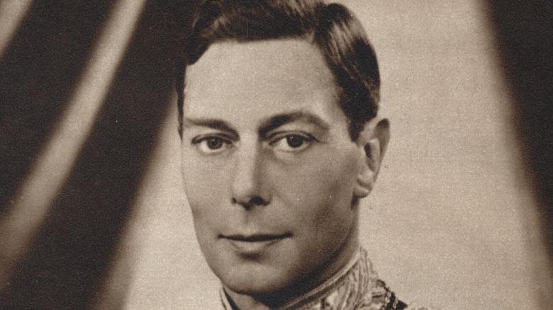 King George VI portrait