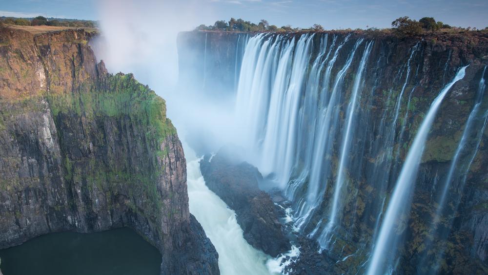 Victoria Falls, Seven Natural Wonders