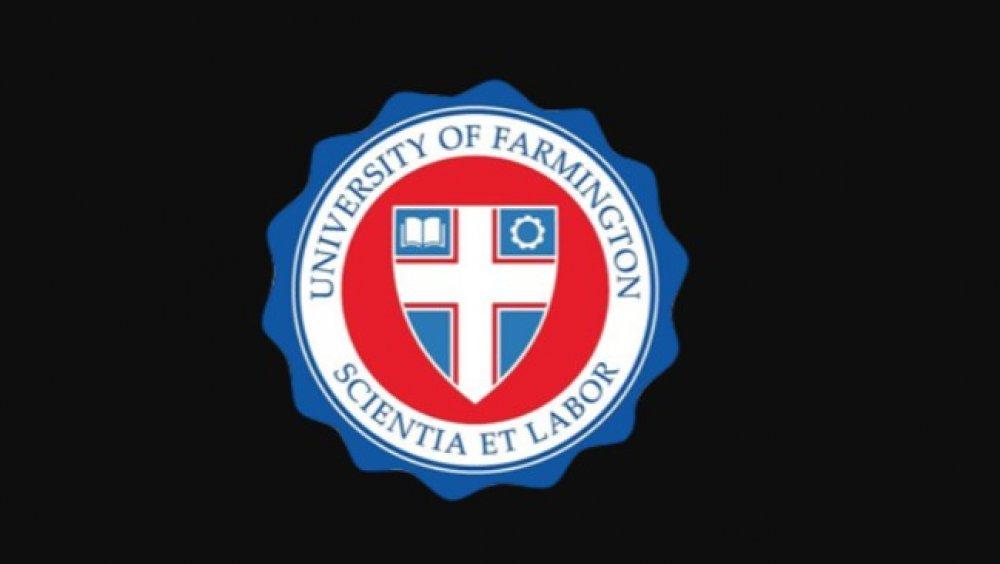 University of Farmington logo