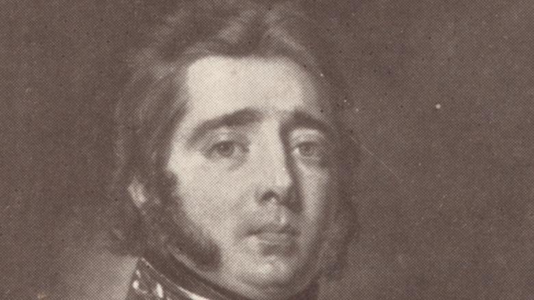 Portrait of Gregor MacGregor